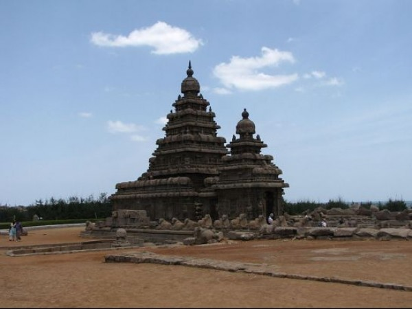Mahabalipuram photos, Shore Temple - Shore_temple1