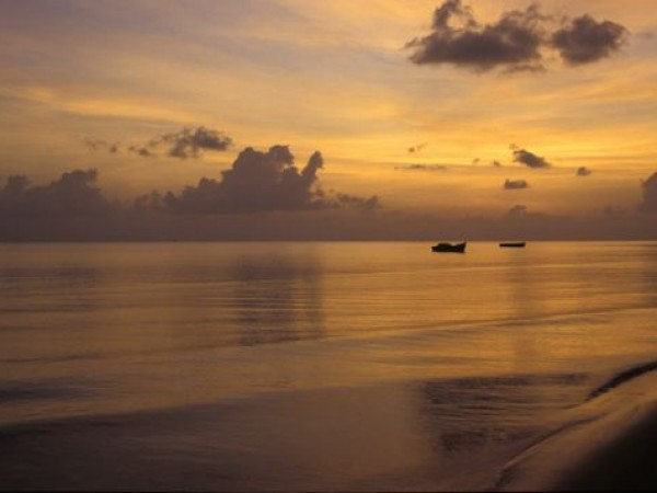Rameshwaram photos, Ariyamaan Beach - Ariaman  sunrise
