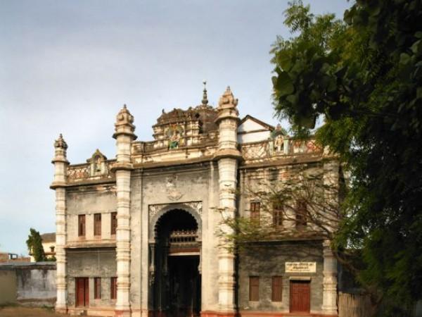 Rameshwaram photos, Ramalingavilasam Palace - Ramalingavilasam Palace
