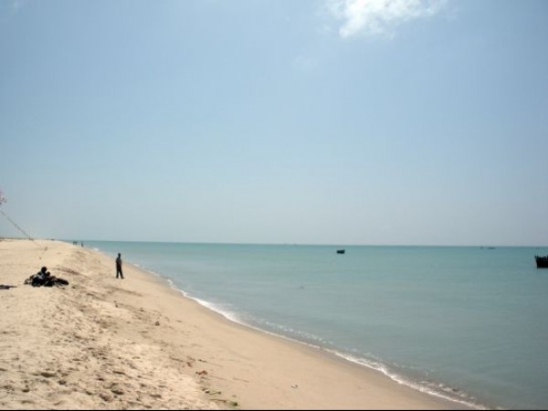 Rameshwaram photos, Dhanushkodi - A Beach