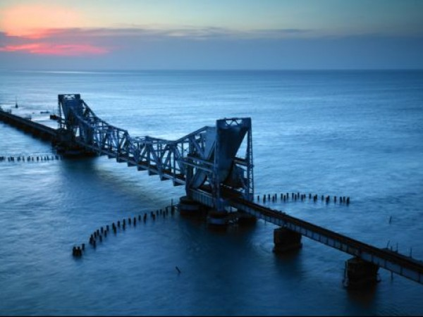 Rameshwaram photos, Sunset
