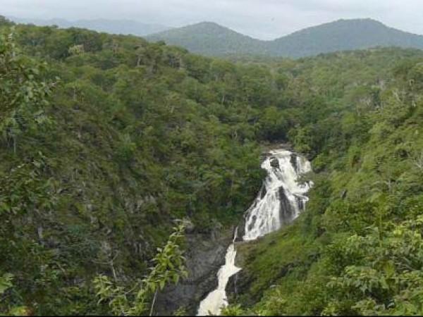 Mudumalai photos, Moyar River - Moyar falls