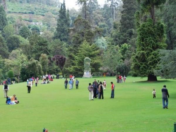Ooty photos, Botanical Garden - Botanical Garden