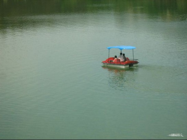 Ooty photos, Ooty Lake - Boating