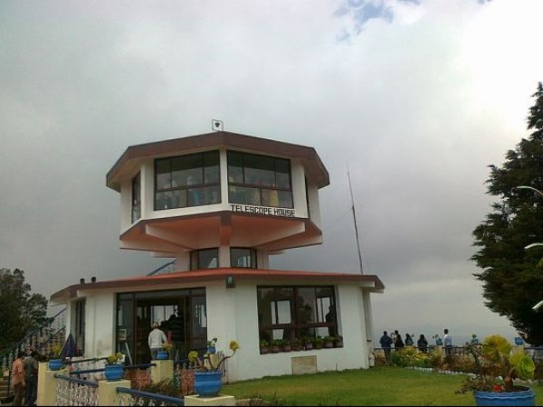 Ooty photos, Dodabetta - Dodabetta telescopic house