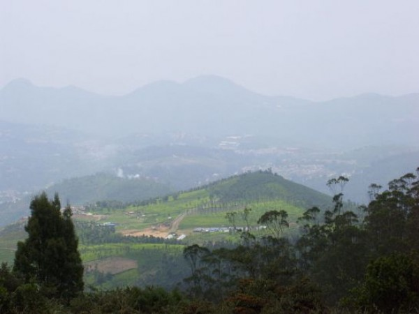 Ooty photos, Dodabetta - An aesthetic view