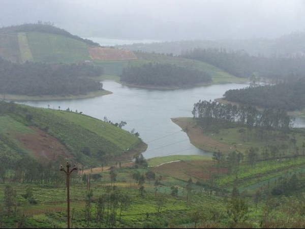 Ooty photos, Avalanche - Pristine Lake