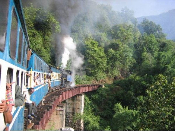 Ooty photos, Toy Train