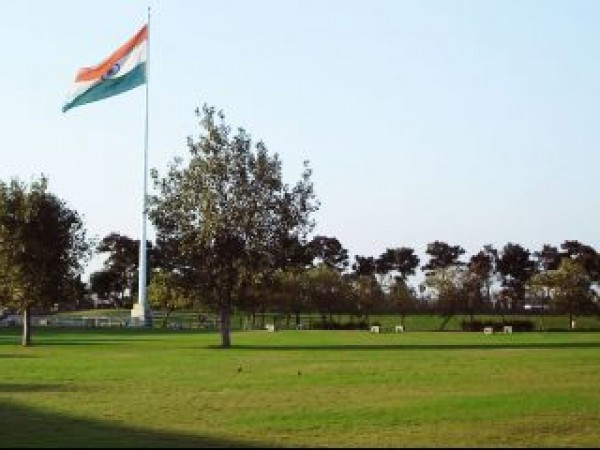 Sriperumbudur photos, Rajiv Gandhi Memorial - Lawn