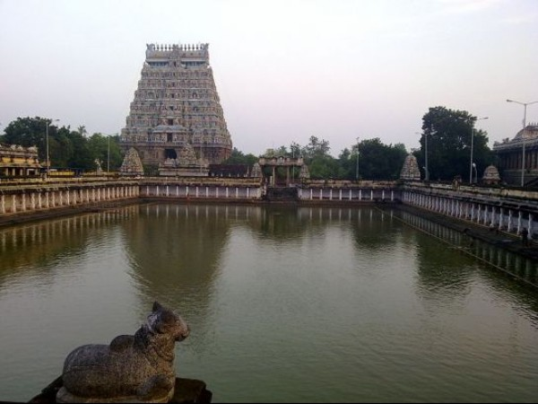 Chidambaram photos, Thillai Natarajar temple - Thillai Natarajar temple