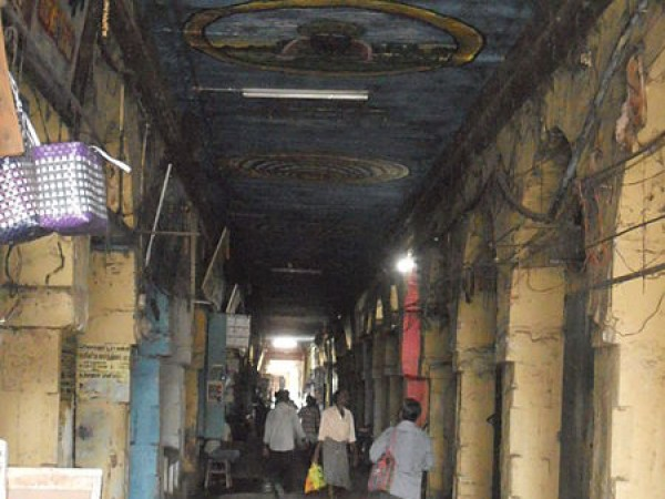 Kumbakonam photos, Adi Kumbeswarar Temple - Interiors of the temple