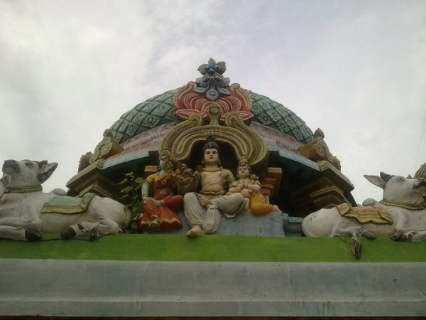 Kumbakonam photos, Someswara Temple - Idols
