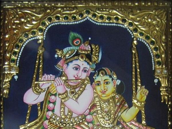 Thanjavur photos, Thanjavur Painting