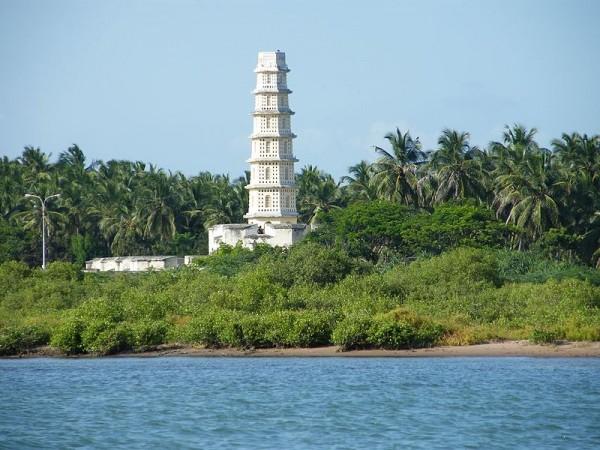 Thanjavur photos, Manora Fort - Manora Fort Tower