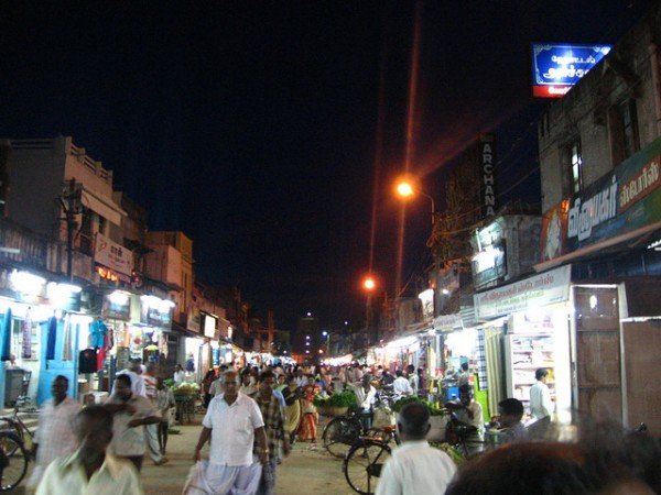 Kumbakonam photos, Market