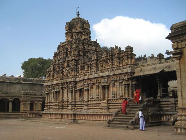 Thanjavur photos, Brihadeshwara temple - Subramanya Temple