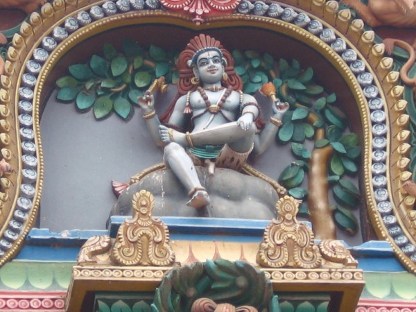 Tirunelveli photos, Nellaiappar Temple - A rare view of Lord Shiva