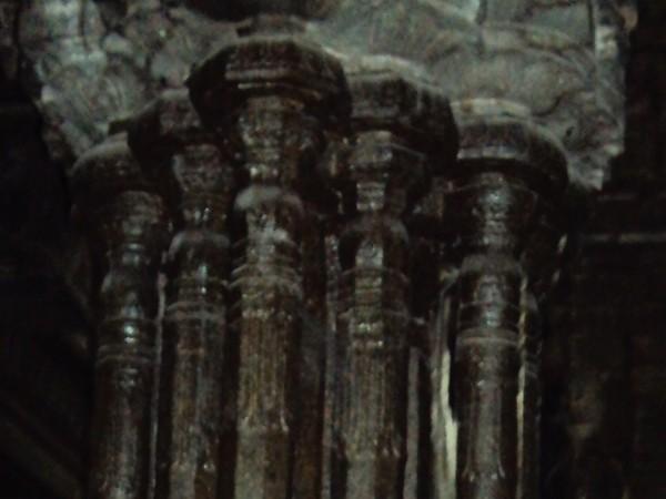 Tirunelveli photos, Nellaiappar Temple - Musical pillars