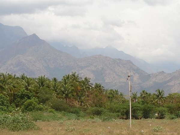 Theni photos, Bodi Mettu - A Lovely View