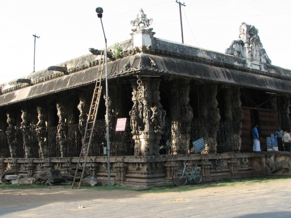 Tirunelveli photos, Sri Varadaraja Perumal Temple - mandapam