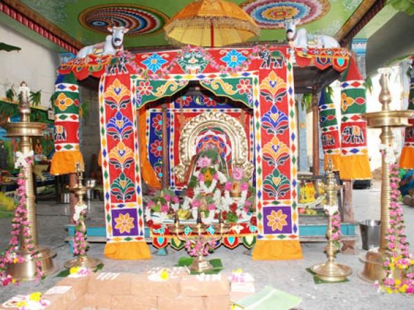 Tirupur photos, Avinashi Temple - Image kept for worship