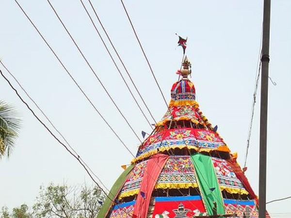 Thiruvenkadu photos, Swetharanyeswarar Temple - Swetharanyeswarar Chariot