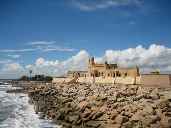 Tranquebar photos, Danish Fort - A Beautiful View