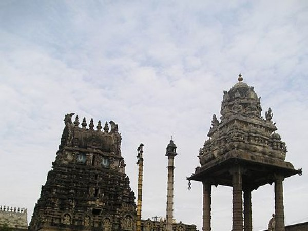 Kanchipuram photos, Varadharaja Perumal Temple - A temple
