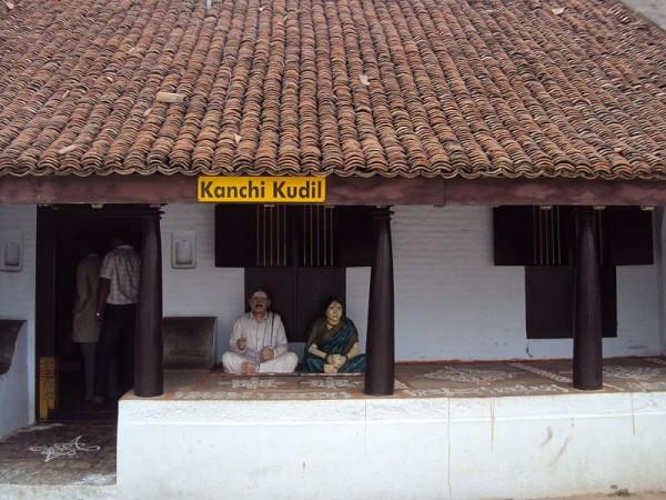Kanchipuram photos, Kanchi Kudil