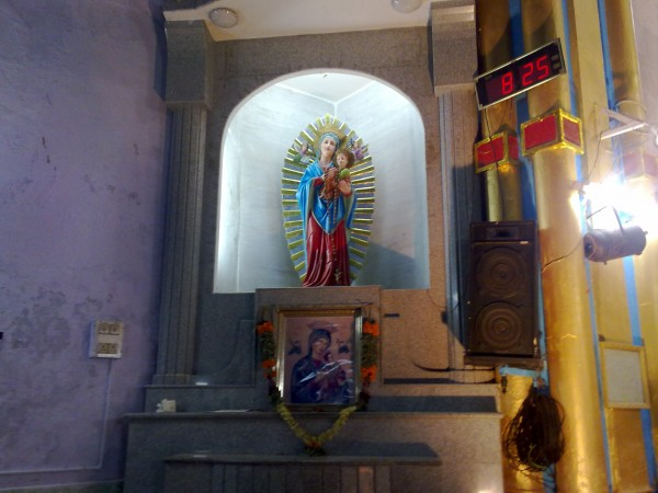 Thoothukudi photos, Our Lady Of Snows Church - A View