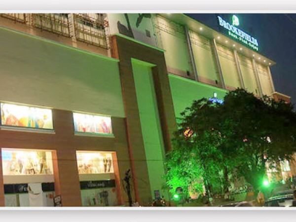 Coimbatore photos, Brookefields Mall - Front view