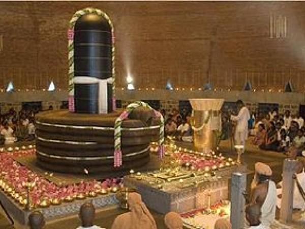 Coimbatore photos, Dhyanalingam - Shivalinga of Dhyanalinga