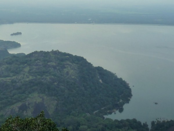 Pollachi photos, Aliyar Dam - Dam Top View