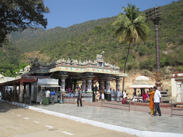 Coimbatore photos, Marudhamalai - A complete view