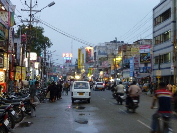 Coimbatore photos, Street