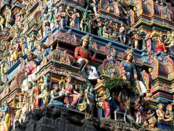 Chennai photos, Kapaleeshwar Temple - Gopuram