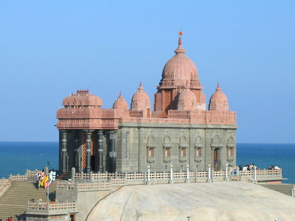 Kanyakumari photos, Vivekananda Rock - A Picturesque View