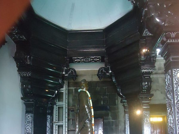 Kanyakumari photos, Vivekananda Rock - Vivekananda Statue Inside
