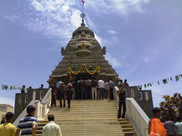Chennai photos, Jagannath Temple - Main entrance