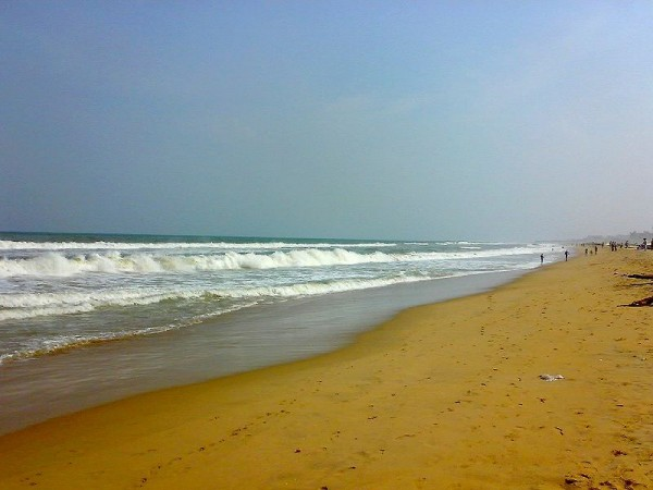 Chennai photos, Marina Beach - coast