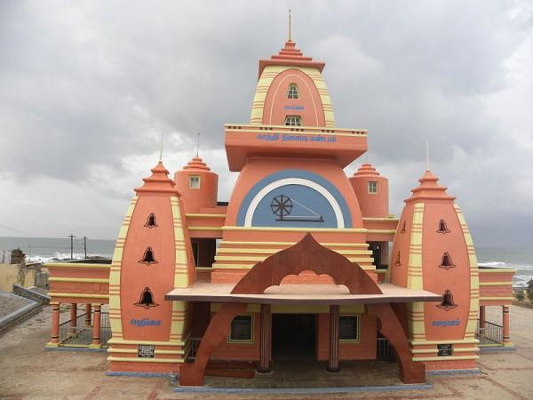 Kanyakumari photos, Gandhi Museum - Gandhi Mandapam