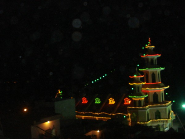 Kanyakumari photos, Vavathurai - Arokiyanathar Church