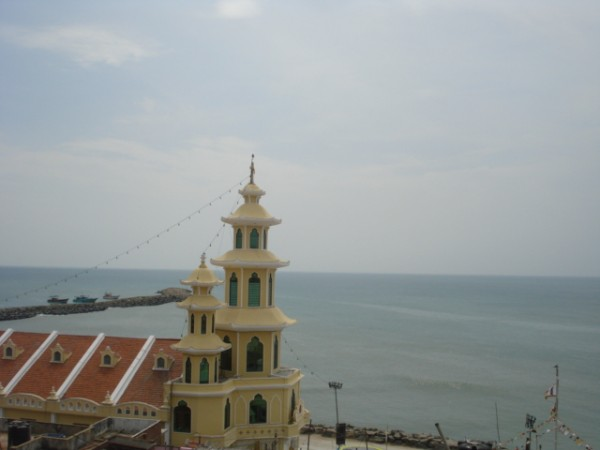 Kanyakumari photos, Vavathurai - View From The Church