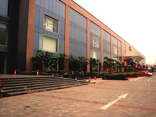 Chennai photos, Chennai Malls - Exteriors