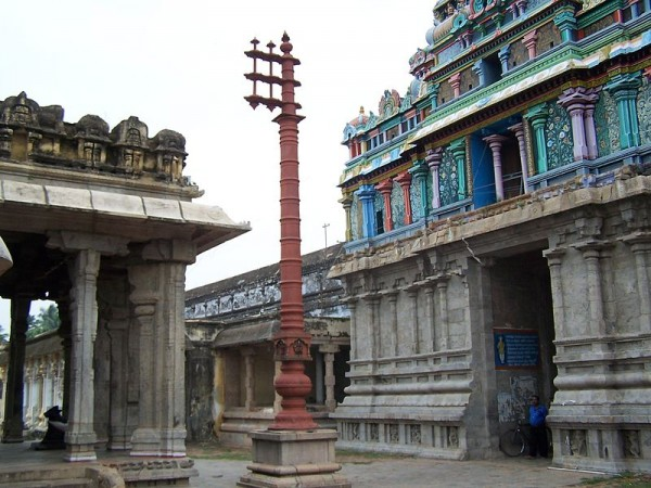 Thiruvarur photos, Thyagaraja Temple - A View