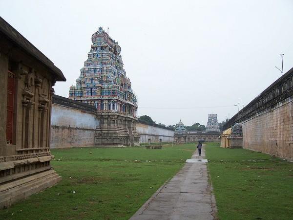 Thiruvarur photos, Thyagaraja Temple - Outer Praharam