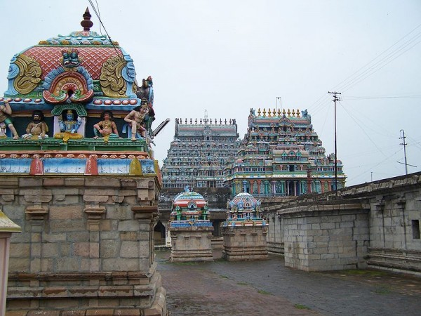 Thiruvarur photos, Thyagaraja Temple - Inside