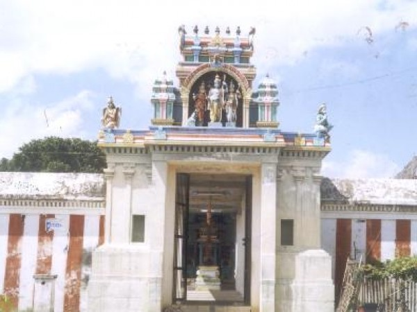 Thiruvarur photos, Mudikondan Kothanda Ramar Temple - A View