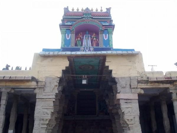 Thiruvarur photos, Rajagopalaswamy Temple, Mannargudi - Entrance