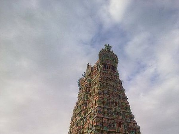 Thiruvarur photos, Rajagopalaswamy Temple, Mannargudi - Sideview